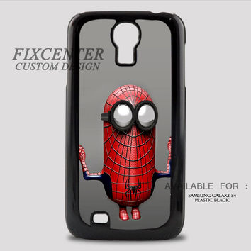 SPIDERMAN MINION - Samsung Galaxy S4 Case