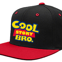 Cool Story Bro snapback Cool Story Bro hat  toy story cap swag hat dope snapback