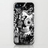 REM iPhone & iPod Case by Kristy Patterson Design