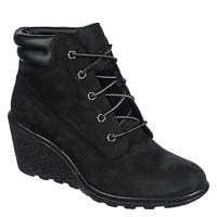 Timberland Earthkeepers Amston Womens Black Heel Boot | Shiekh Shoes