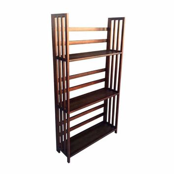 D Art Collection Brookshire Bookcase Tall