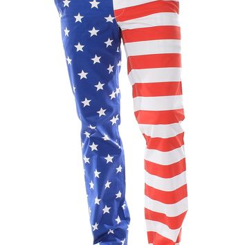 American Flag Pants | Tipsy Elves