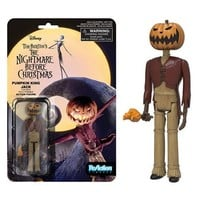 Nightmare Before Christmas Pumpkin King Jack ReAction Figure