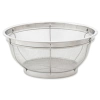 Harold Import Co. Mesh Colander in Stainless Steel