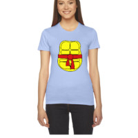 TMNT's front Shell - Women's Tee