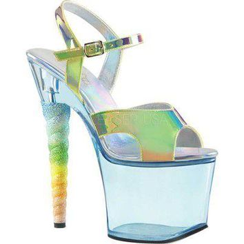 Unicorn 711T Heeled Sandal