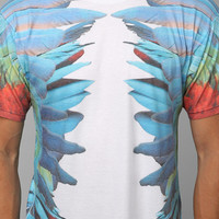 Feathers Tee