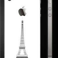 Eiffel Tower --- iPhone Series Decal iPhone3G/3GS and  iPhone4/4S Decal Sticker