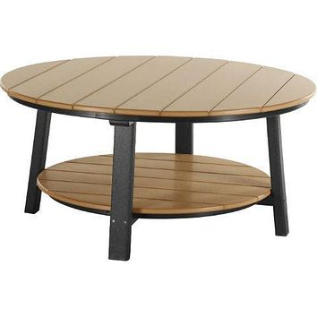 LuxCraft Recycled Plastic Deluxe Conversation Table