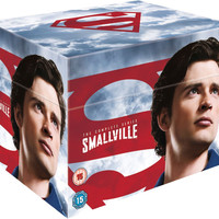 Smallville - The Complete Series Season 1-10 [DVD]