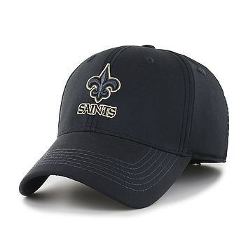 New Orleans Saints Black Out Football Hat
