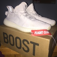 Adidas Yeezy Boost 350 V2 - Size 11 - Cream/White