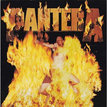 Pantera | Reinventing The Steel | Used Music CD