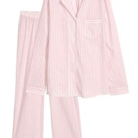 Pyjama shirt and bottoms - Powder pink - Ladies | H&M GB