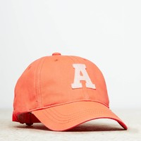 AEO Women's A Graphic Baseball Cap (Neon Paradise)
