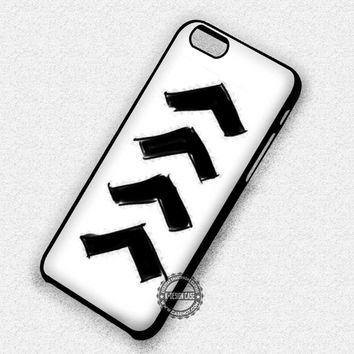Arrows Tattoo Liam Payne One Direction - iPhone 7 6s 5c 4s SE Cases & Covers