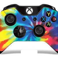 Designer Skin Sticker for the Xbox One Wireless Controller Decal Trippy