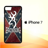 Browning Camo R0192 iPhone 7 Case
