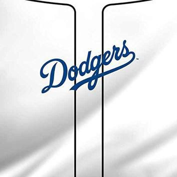 MLB Los Angeles Dodgers iPad Mini 4 Skin - Los Angeles Dodgers Home Jersey Vinyl Decal