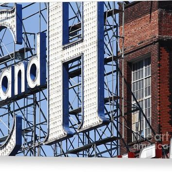 The Old California And Hawaii Sugar Company . C And H Sign . 7d16917 Canvas Print