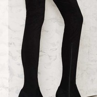 JEFFREY CAMPBELLCienega Over-the-Knee Suede Boot