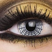 Spider Contact Lenses, Spider Contacts   EyesBright.com
