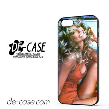 Farrah Fawcett DEAL-4118 Apple Phonecase Cover For Iphone 5 / Iphone 5S