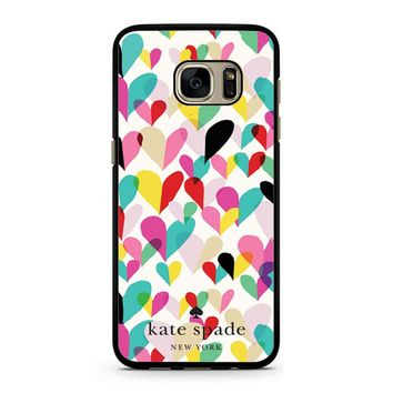 Kate Spade New York Hearts Samsung Galaxy S7 Case