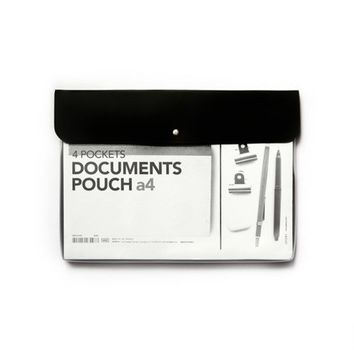 4 Pocket Document Pouch