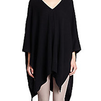 Vince - Cashmere Poncho - Saks Fifth Avenue Mobile