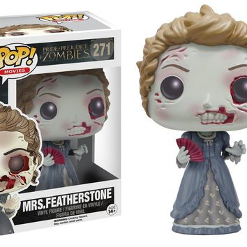 Mrs. Featherstone - Pride and Prejudice and Zombies Funko Pop! Vinyl Figure #271