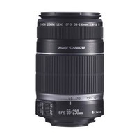 Canon EF-S 55-250mm f/4.0-5.6 IS Telephoto Zoom Lens for Canon Digital SLR Cameras $232.93