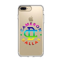 CAMERON DALLAS iPhone and Samsung Galaxy Clear Case
