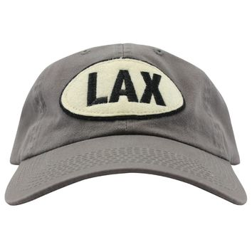 LAX DECAL Adjustable Hat