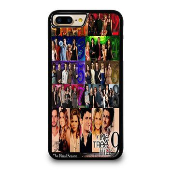 ONE TREE HILL iPhone 4/4S 5/5S/SE 5C 6/6S 7 8 Plus X Case