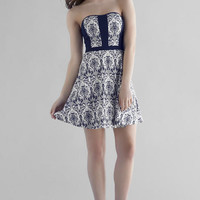 Carmen Strapless Dress