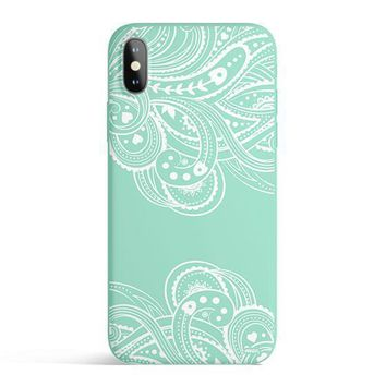 Hazel Henna - Colored Candy Cases Matte TPU iPhone