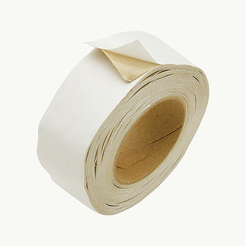 JVCC DCC2ND Double Coated Carpet Tape Seconds: 2 in. x 75 ft. (Natural /