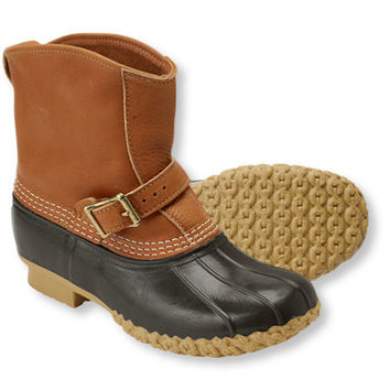 Women's Rubber Mocs: Bean Boots | Free Shipping at L.L.Bean