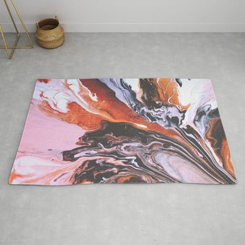 soul mate Rug by duckyb