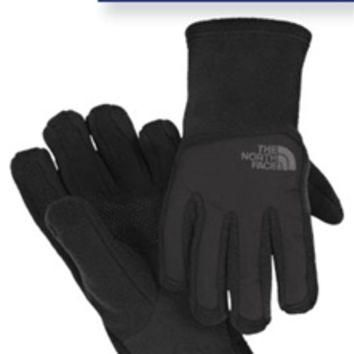 The North Face Denali ETip Gloves for Boys A6N7
