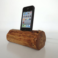iPhone 4s dock - iPod touch dock - sync, charge, can serve as iPhone stand, iPod stand - new iPhone 5 compatible