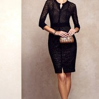 Byron Lars Mona Dress in Black Size: