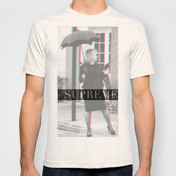 Jessica Lange Fiona Goode Supreme T-shirt by NameGame