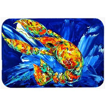 Not your Plano Crawfish Glass Cutting Board Large MW1228LCB