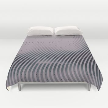 m-0125 Duvet Cover by DuckyB