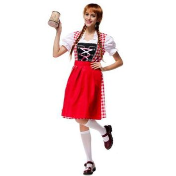 Bavaria Costume Beer Festival Waitress 16043