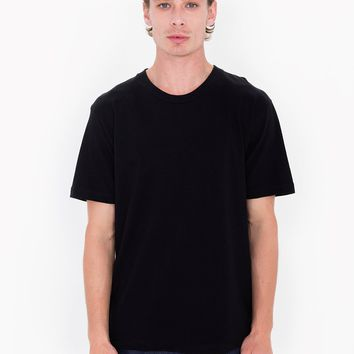 American Apparel- Box Hammer Tee- Black