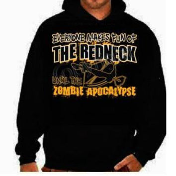 hoodies everyone makes fun of the redneck gifts:hoodie shirt screen print hoodies Funny Humorous clothes designs graphic hooded hoody