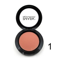 High Quality Women Cheek Beauty Blush Makeup Bronzer Blush Palette Stylish Cosmetic Shadows